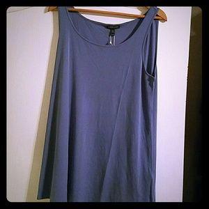 Eileen Fisher 100% silk top